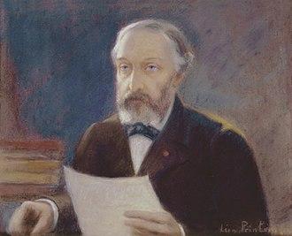 Léon Printemps - Sully Prudhomme - 1902 - Pastel - 36x45cm