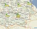 Lõuna- ja Kagu- Eest kiirabibrigaadid kaardil..png
