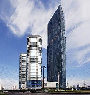 Keangnam Hanoi Landmark Tower skyscraper
