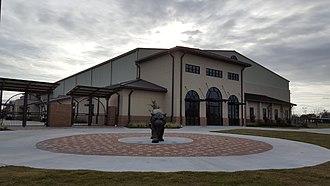 LSU Tennis Complex - LSU Tennis Complex