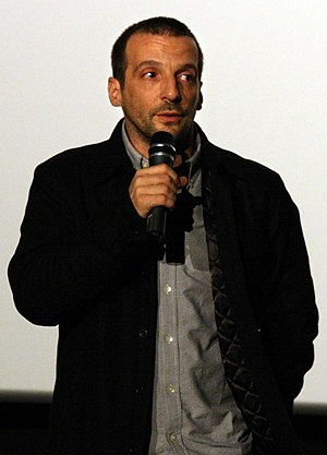 Mathieu Kassovitz - Kassovitz during the preview of the movie L'Ordre et la Morale, 2011.