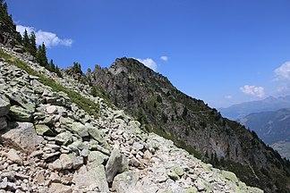 La Breya-Wanderweg nach Champex