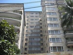 English: Apartment Complex