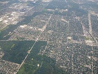 Brookfield, Illinois Village in Illinois, United States
