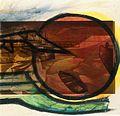 La barque au monolithe dans le soleil mourrant - Synthesis first (1945-1988).jpg