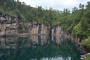 Lake Tritriva - Image: Lac Tritriva 3
