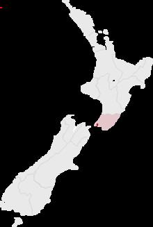 Lage der Stadt Wellington in Neuseeland.png