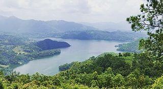 Begnas Lake Lake in Kaski district of Nepal