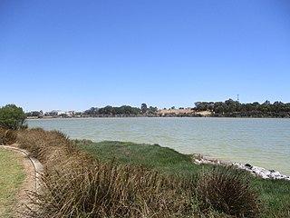 Lake Coogee, Western Australia Suburb of Perth, Western Australia