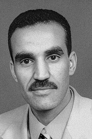 Lakhdar Boumediene - Image: Lakhmar Boumediene NA AU152 GITMO DV 20081120204100