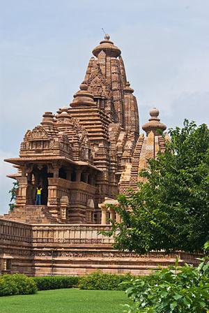 Lakshmana Temple, Khajuraho - Image: Lakshmana Temple 01
