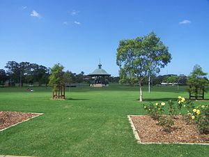 Lambton, New South Wales - Lambton Park