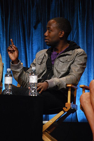 Lamorne Morris - Morris at PaleyFest, March 2012