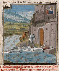 Lancelot en prose - BNF Fr113-116
