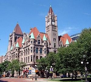 Landmark Center (St. Paul) - Landmark Center