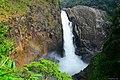 Langshiang Falls Located in Sangriang, Nongstoin.jpg