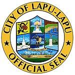 Offizielles Siegel von Lapu-Lapu City