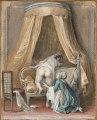 Lavemang (Niclas Lafrensen d.y.) - Nationalmuseum - 138257.tif
