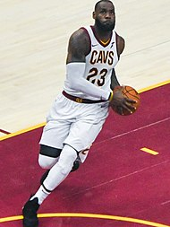 012c3bd1129 LeBron James was one of the most anticipated first overall draft picks in  the history of the sport. He is the second high school draftee to be a  first ...