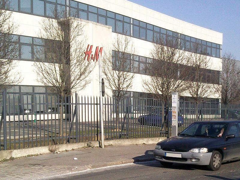 l'entreprise H&M