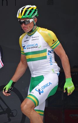 Simon Gerrans  Tour De France