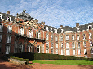 Le Rœulx - Castle of Le Rœulx