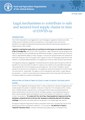 Legal mechanisms to contribute to safe and secured food supply chains in times of COVID-19.pdf