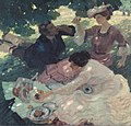 Leo Putz - Picknick - 8333 - Bavarian State Painting Collections.jpg