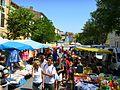 Leucate Village (Aude), farmer's market.jpg