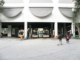 Leung King Estate Bus Terminus.JPG