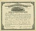 License to Master of Steam Vessels and Pilot Harry N. Crane, September 15, 1922.jpg
