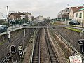 Ligne RER B près Gare Gentilly - Gentilly (FR94) - 2021-01-03 - 1.jpg
