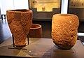 Limestone & basalt mortars from Eynan, early Natufian circa 12500 BC.jpg