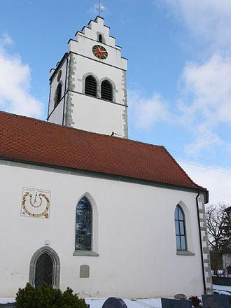 Deggenhausertal - Saint George's church, Limpach, Deggenhausertal