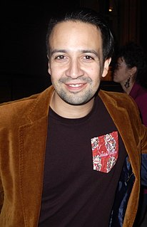 Lin-Manuel Miranda American actor and songwriter
