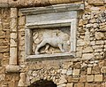 Lion Venice fortress port Heraklion.jpg