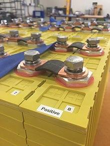 Lithium iron phosphate battery - Wikipedia