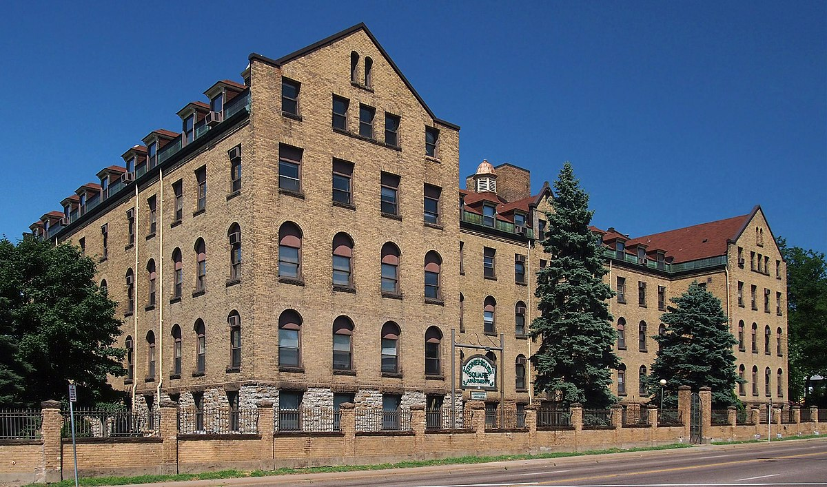 Little Sisters Of The Poor Home For The Aged (Minneapolis, Minnesota)    Wikipedia Part 92