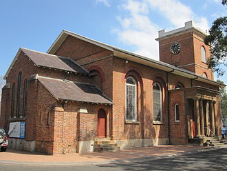 Liverpool, New South Wales - St Lukes Anglican Church