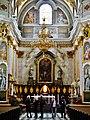 Ljubljana Kathedrale St. Nikolaus Innen Chor 3.JPG