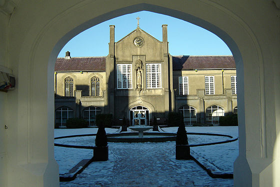 St. David's Building, Lampeter campus, University of Wales, Trinity Saint David (Prifysgol Cymru, Y Drindod Dewi Sant ). Founded in 1822, it is the oldest degree-awarding institution in Wales. Llanbedr Pont Steffan.jpg