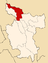 Location of the province Moyobamba in San Martín.PNG