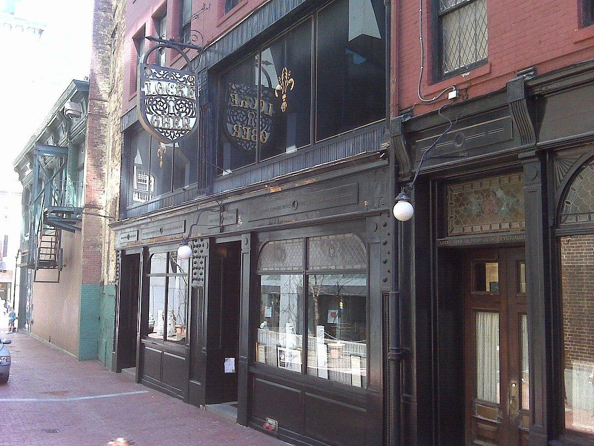 Seafood Restaurant Boston Kennedy