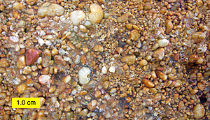 Logan Formation - Image: Logan Conglomerate Wooster