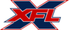 Logo of the XFL.png
