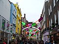 London - Carnaby Street, pedestrian area - panoramio.jpg