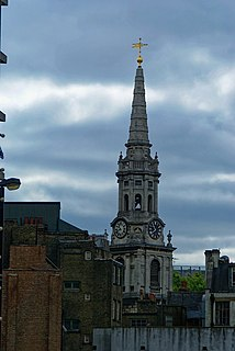 St Giles, London district in London, at the southern tip of the Borough of Camden
