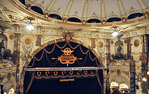 London, London Coliseum (English National Oper...