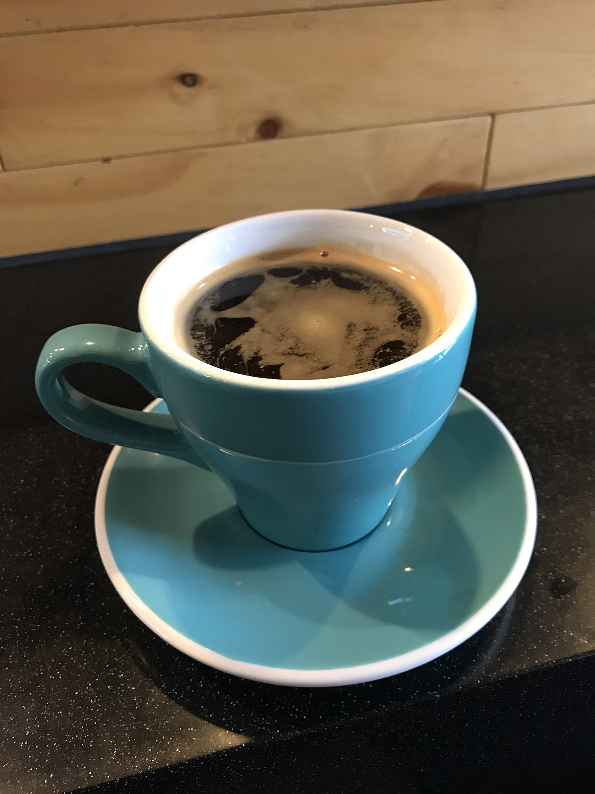 Café americano - Wikipedia, la enciclopedia libre