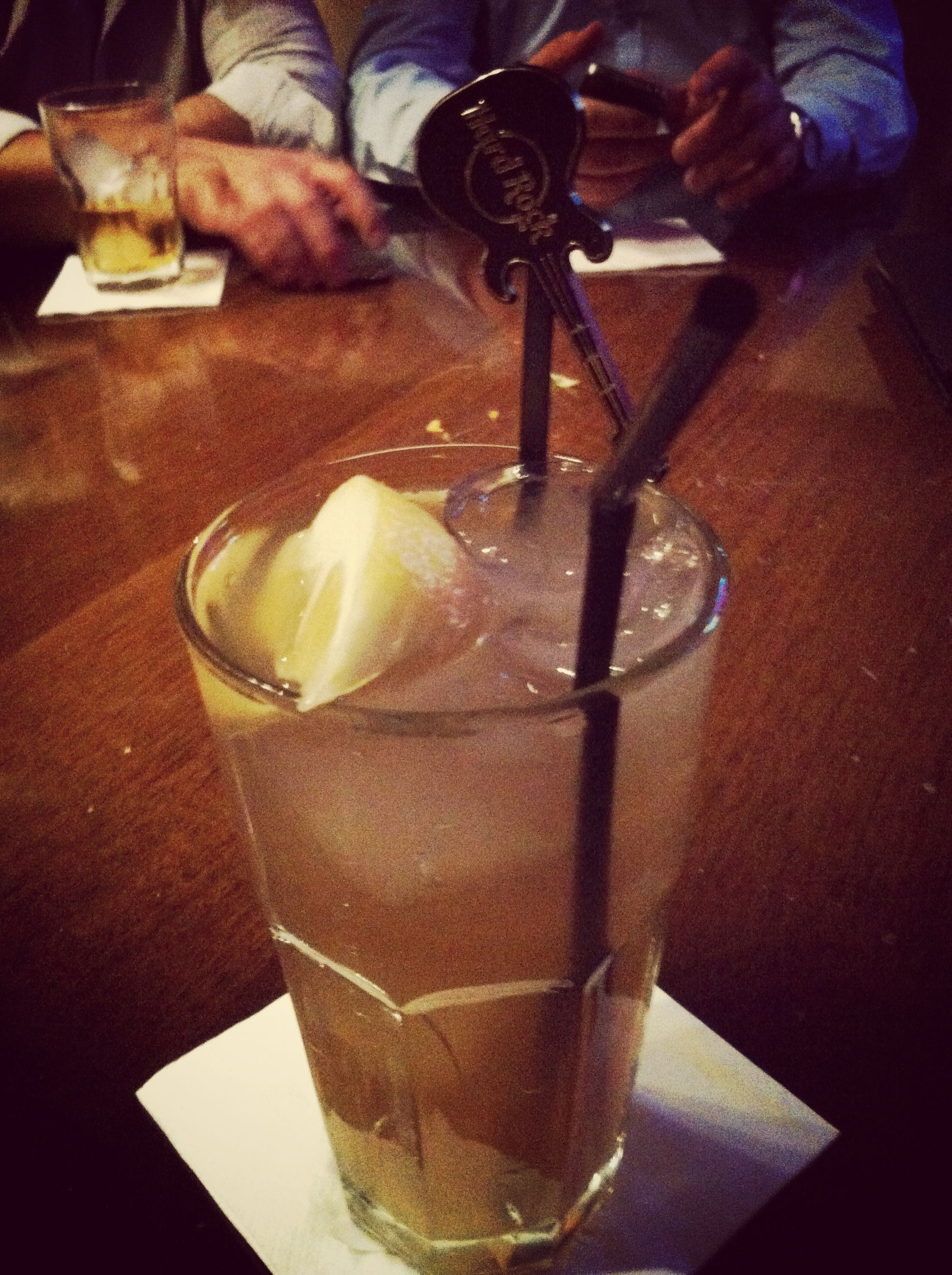 Hard Rock Cafe Iced Tea